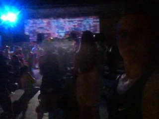 Рейв SUMMER IS MAGIC в Огни Маяка, Одесса, парк Шевченко