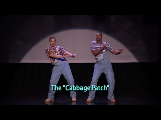 Evolution of Hip-Hop Dancing (w_ Jimmy Fallon  Will Smith)