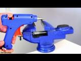 Самодельный тюнинг клеевого пистолета/DIY customizing of a glue gun