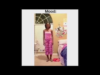 Funny Skinny Girl Dances to Mask Off Future Edit by Elliot