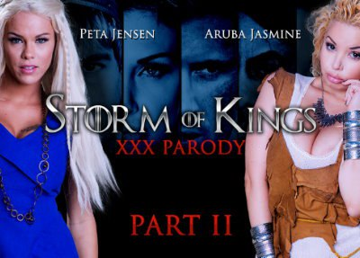 Storm Of Kings XXX Parody: Part 2