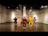 A.C.E - Candy (H.O.T) Dance practice