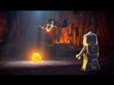 Грузовой вертолет исследователей вулканов LEGO City