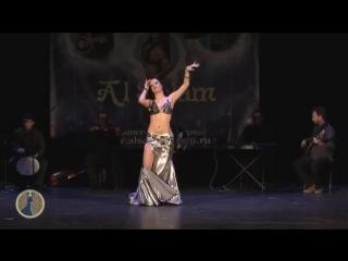 Yana Soklakova International festival al salam beledi+ tabla improvisation 1689