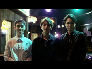 [MESSAGE] 160911 EXO's D.O., Baekhyun, Kai @ EXO PLANET #3 – The EXO'rDIUM in JAPAN