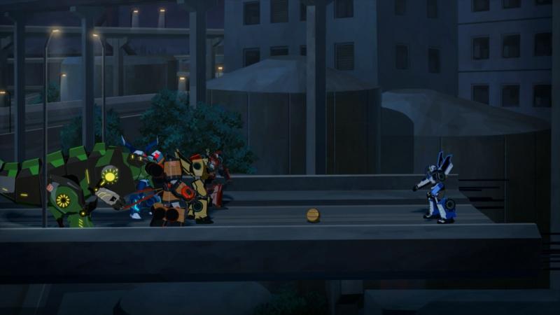 Трансформеры: Роботы под Прикрытием 3x05 [ENG] Full HD