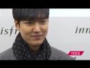 20170210 TopNews Are you shy Min Ho؟ Innisfree fan sign in Seoul