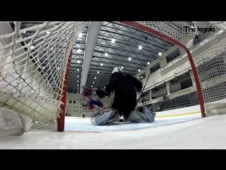 Подборка, лучших  голов и финтов в хоккеи.