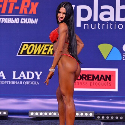 Мисс фитнес бикини 2012 кемерово