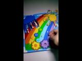 Развивающий детский планшет от Лилии Камышовой-Брайко