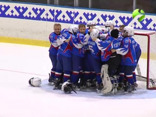 Время Ямала - Хоккейный турнир