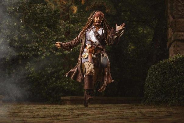 Пираты Карибского моря (Все части)