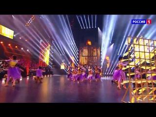 «Танцуют все!». Vogue. Бурятский национальный театр песни и танца «Байкал»