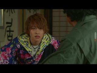 [dragonfox] Kamen Rider #1 - Movie (RUSUB)