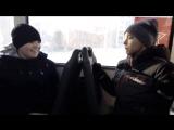 Однажды в автобусе....