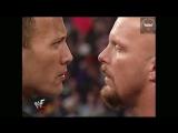 Rock vs. Steve Austin, Raw|12.11.2001