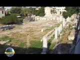 Метеора, Афины, Афон (2009)