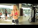 ТОП 5 лучших упражнений для бедер и ягодиц от Екатерины Усмановой [Workout - Будь в форме]