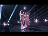 Fifth Harmony - Impossible (Dancing With The Stars 2017)