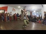 Bugs Bunny & Shada Popping 1x1 Part 1 Студия Танца - ДРИМ ТАУН | Харьков