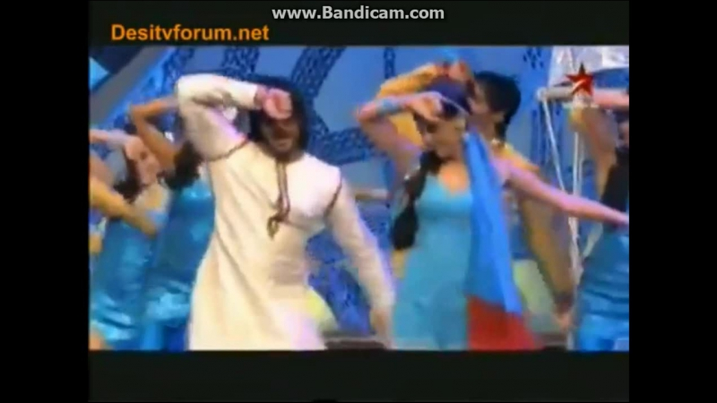 ♥Sanaya Irani and Angad Hasija Dance Performance 1 at Big Tv Award 2011♥