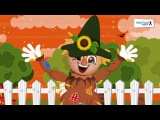 Dingle Dangle Scarecrow  Learn English Songs  Childrens Songs  Helen Doron Song Club