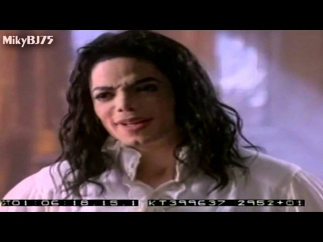 Michael Jackson - Making Of Ghost Rare ( With Music Michael's voice.)