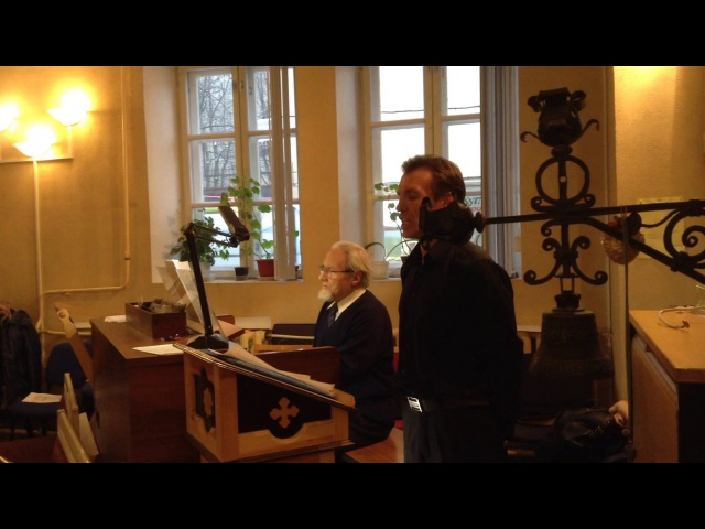 И.С.Бах Begluckter Stand getreuer Seelen , исп. Геннадий Зивякин, орган-Сергей Варшавский.