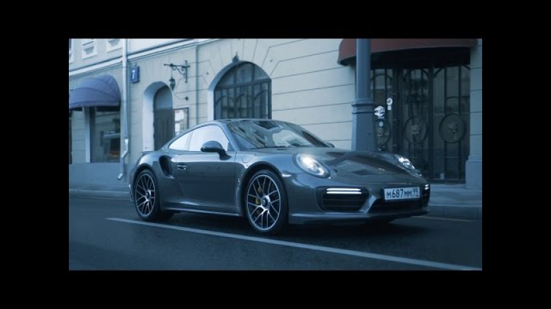 Porsche 911 Turbo S (DT Test Drive) / DragtimesInfo