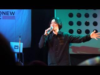 151114 시작이 좋아_Verbal Jint_feat.Sanchez (Sanchez Focus) BNM in JAPAN @渋谷Duo music Exchange