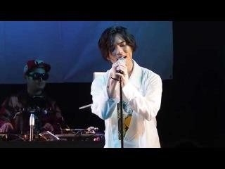 151114 Verbal Jint_You Deserve Better(Feat. Sanchez of Phantom) BNM in JAPAN @渋谷Duo music Exchange