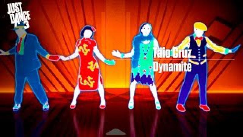 Just Dance 3 - Dynamite