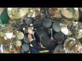 All That Remains- This Calling (drum cover) By Kevan Roy