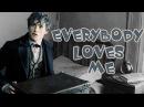» newt scamander {everybody loves me}