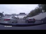 Шашки на дороге / aggressive driving #3
