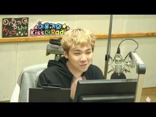 16.01.17 DJ Lee HongGi - Kiss The Radio @ Сылон из 2am, Джино и Шинвон из Pentagon