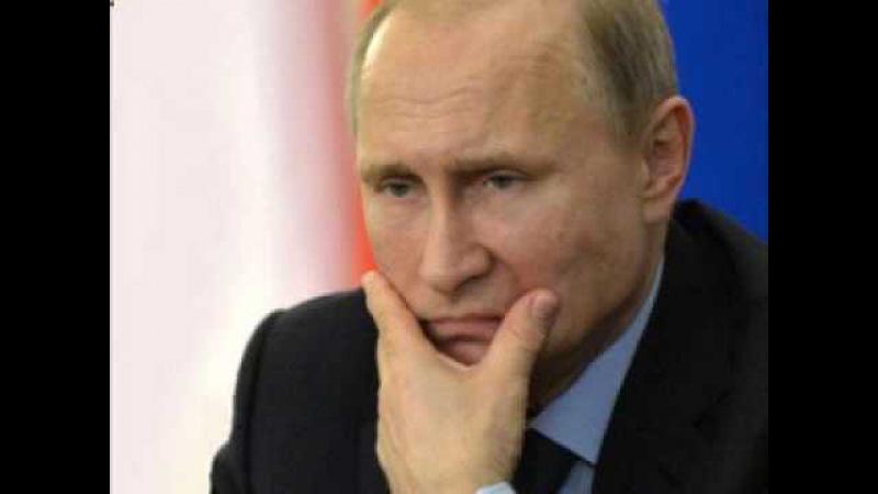 Путин чувствует как затягивается петля на своей тонкой политической шейке
