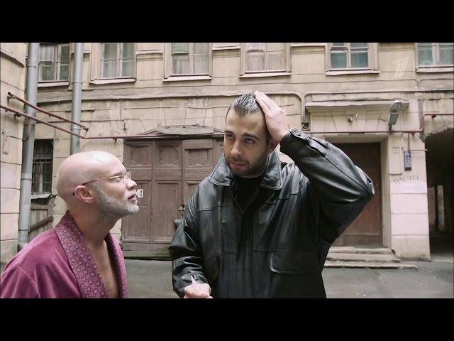 Вечерний Ургант. Пролог - пародия на т/с Бандитский Петербург (22.06.2016)