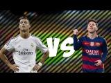 Cristiano Ronaldo Vs Lionel Messi ● Skills