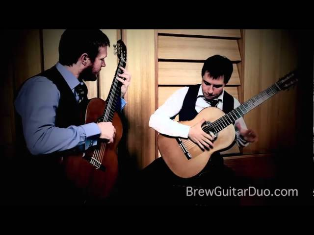 Cuban Dance Brew Guitar Duo