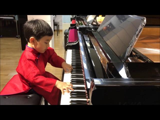 Эван Ли - 5-летний мальчик, виртуозно играющий на пианино