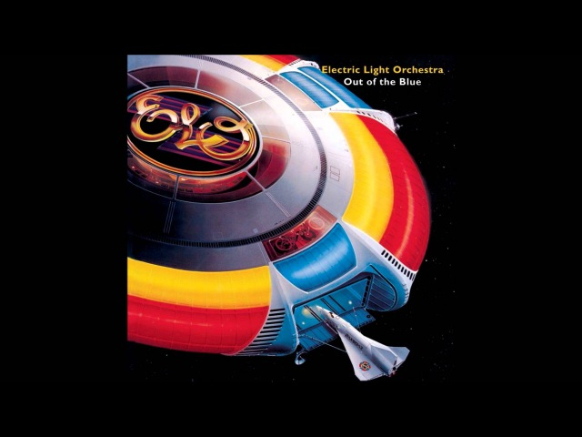 ELO - Out of the Blue: The Whale (HD Vinyl Recording)