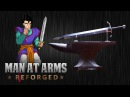 Trunks' Sword Dragon Ball Z MAN AT ARMS REFORGED