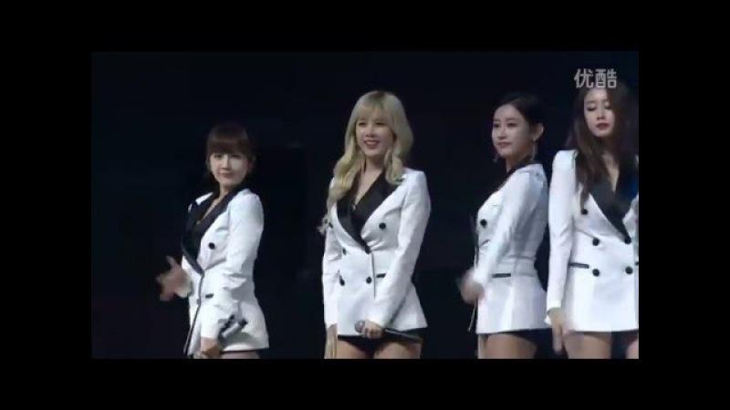 160521 FPlus 52 Mini Concert T-ara So Crazy Bo Peep Bo Peep Sugar Free