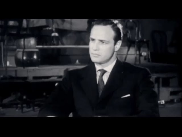 Marlon Brando interview