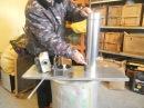Дымогенератор для холодного и горячего копчения своими руками. Часть 1-я.