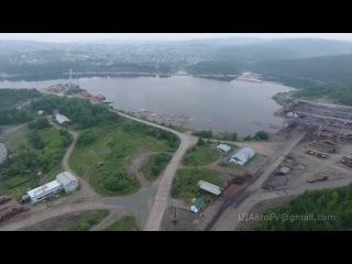 Усть-Илимск. Дачный кооператив
