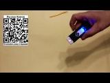 Usb зажигалка электронная на аккумуляторе посылка из китая