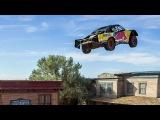 Bryce Menzies и его самый длинный автомобильный прыжок (Barnaul 22)