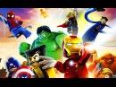 Лего Игры Марвел Супергерои Халк и Человек Паук Для Детей Lego Marvel Super Heroes FOR CHILDREN